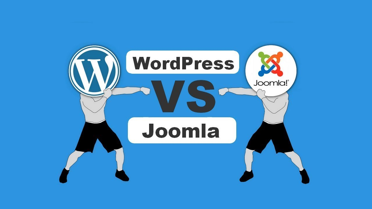 Joomla vs WordPress: Which CMS To Choose For Your Website? 2019