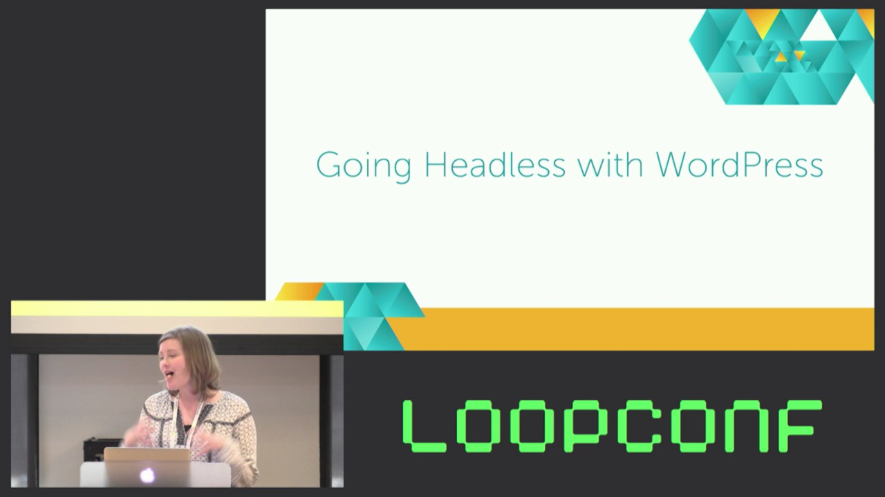 A Conscious Uncoupling: WordPress as a Headless CMS