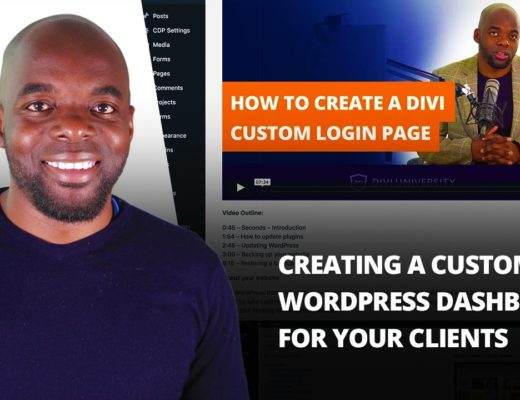 Creating a Custom WordPress Dashboard for Your Clients.