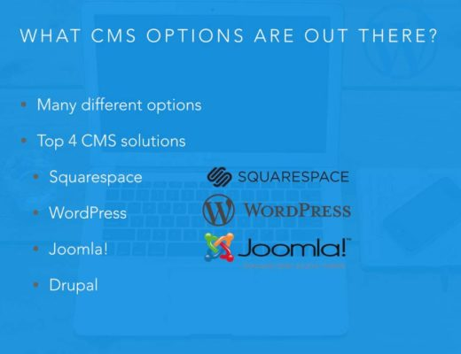 WordPress vs other CMS options