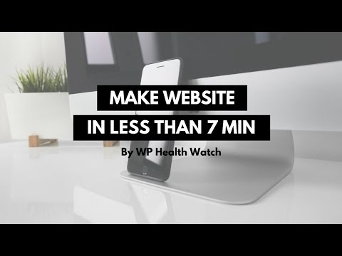 How to Setup WordPress Site with Clinic Kickstarter Template (FAST) What Is WordPress CMS PPT