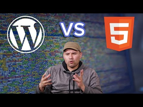Website Builders vs Hand Coding What Is WordPress CMS Development