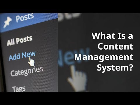 What Is a Content Management System? Benefits of Using a CMS How WordPress CMS Works