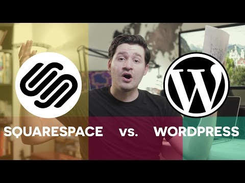 WHICH IS BETTER: Squarespace vs. WordPress How WordPress CMS Works