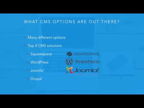 WordPress vs other CMS options What CMS WordPress