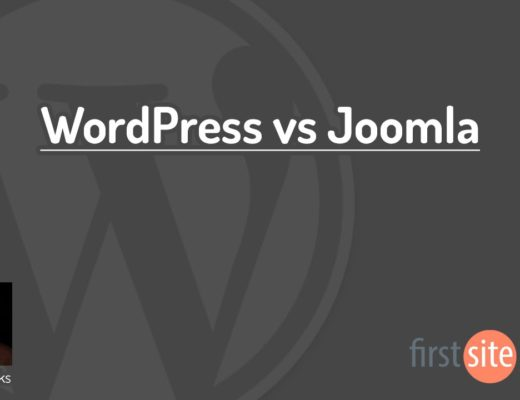 WordPress vs Joomla CMS Comparison