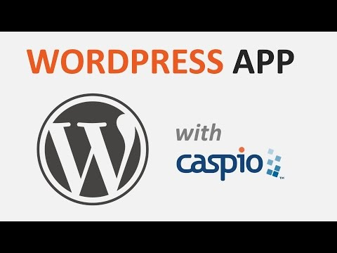 How To Make a WordPress Website With a Database Application How WordPress CMS Works
