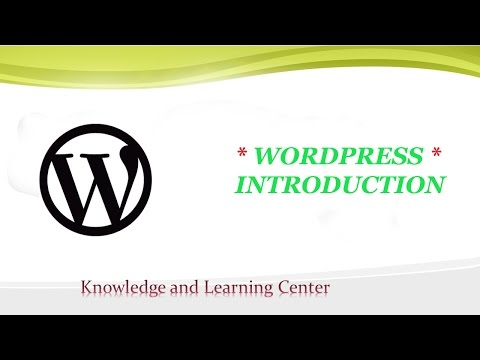 Introduction to WordPress What Is WordPress CMS PPT