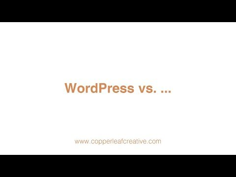WordPress vs. ... What Is WordPress CMS PPT