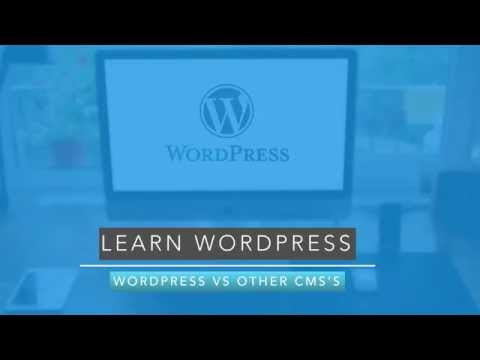 WordPress vs Other CMS's What Is WordPress CMS Platform