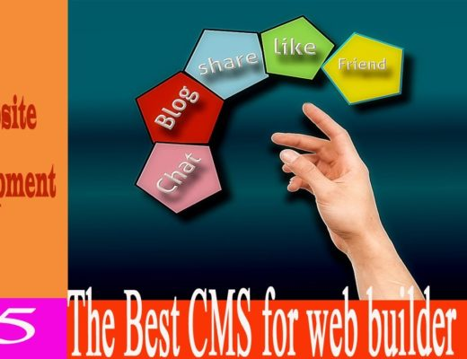 Website Development | How to Choose the Best CMS Platform for e-Commerce website builder