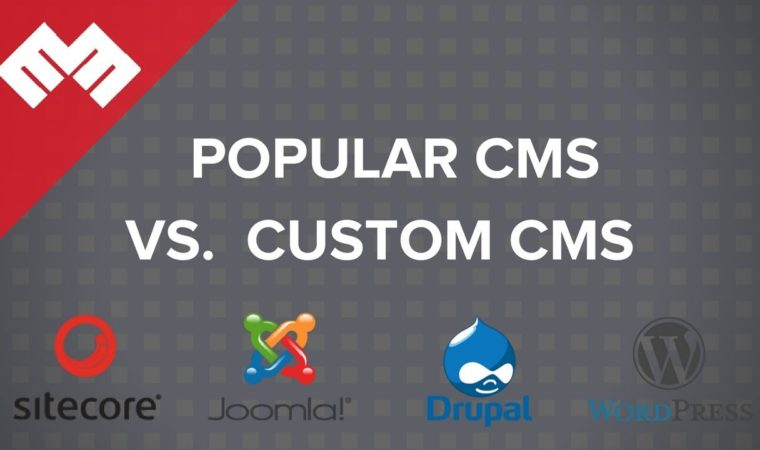 Q&A: Popular CMS vs. Custom CMS