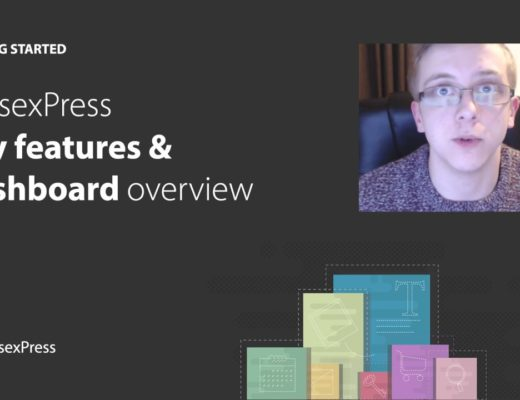 MusexPress key features and dashboard overview | Muse and WordPress | Adobe Muse CMS