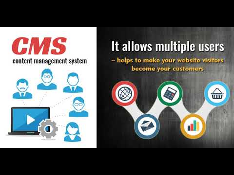 Custom CMS Website Development Services -Jayam Web Solutions