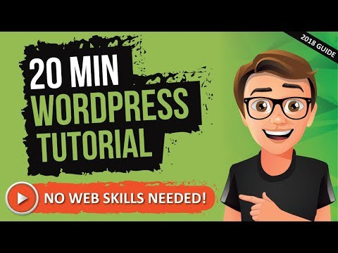 WordPress Tutorial For Beginners [NO CODING] What Is WordPress CMS PPT
