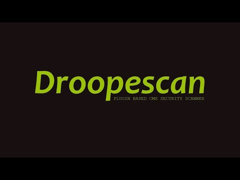 Droopescan Plugin Based CMS Security Scanner tool on Kali Linux How WordPress CMS Works