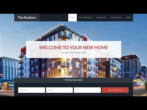 How To Create A Real Estate Website With WordPress 2018 What Is WordPress CMS Development