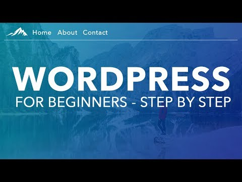 How To Make a WordPress Website - 2019 - For Beginners What Is WordPress CMS Platform