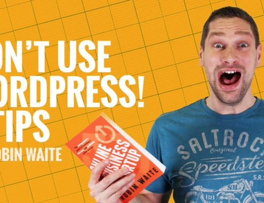 Why You Shouldn't Use WordPress! And Why WordPress is Bad