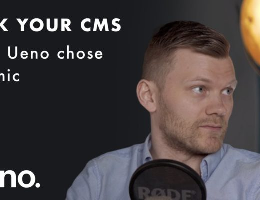 Pick your CMS – Why Ueno chose Prismic