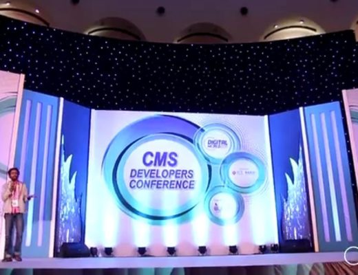 Event : BICC CMS Developers Conference – Sumon Selim