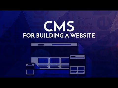 Introduction to CMS? – WordPress | Open Cart | Drupal | Magento | Bigcommerce
