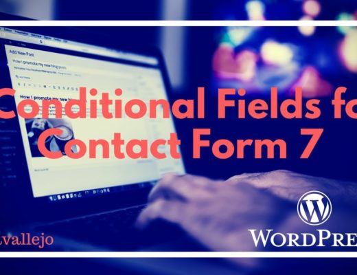 WordPress – Conditional Fields for Contact Form 7