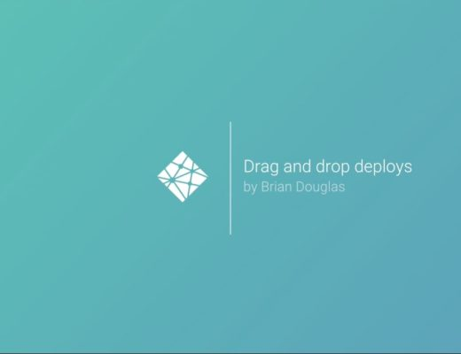 Netlify Tutorial – Deploy a new site just by Drag and Dropping