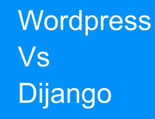 WordPress vs Django||Should you use Django-CMS or WordPress for a blog