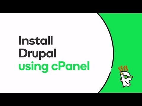 How to Install Drupal | GoDaddy