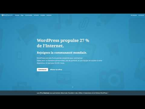 Tutoriel WordPress – Introduction aux CMS et à WordPress