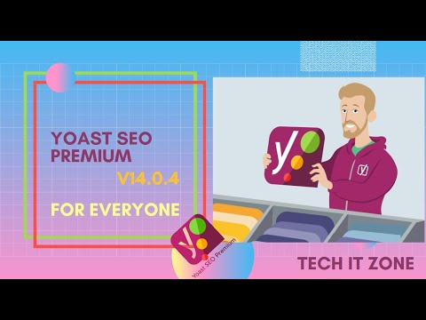 Yoast SEO Premium Plugin 14.0.4 Free with License Key 2020