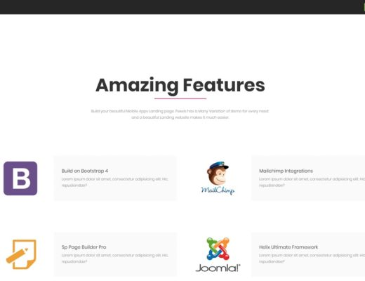 Softdash Creative SaaS and Software | CMS Themes | ThemeForest 23292121