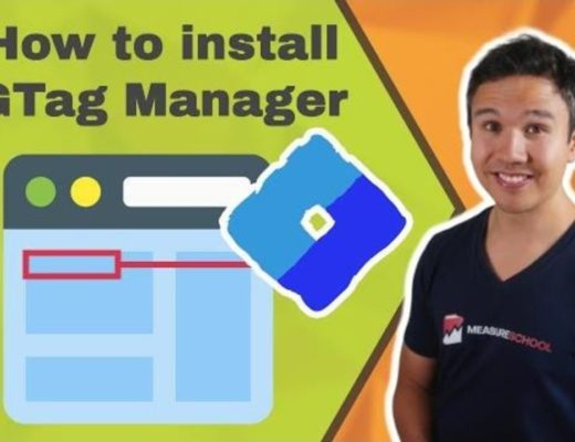 How to Install Google Tag Manager (2020) | Lesson 2 (GTM for Beginners)