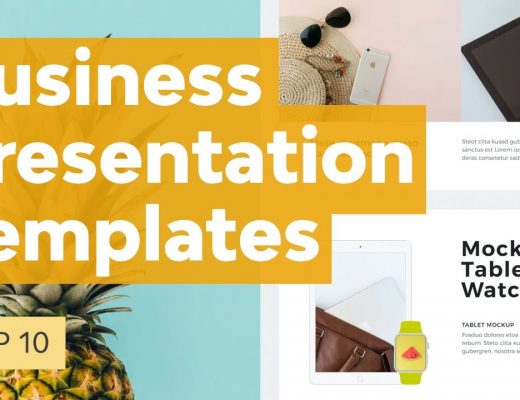 Top 10 Business Presentation Templates for Google Slides
