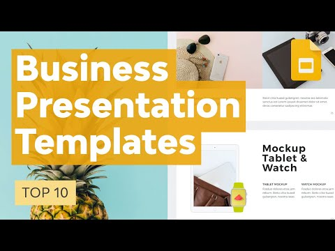 Top 10 Business Presentation Templates for Google Slides What Is WordPress CMS PPT