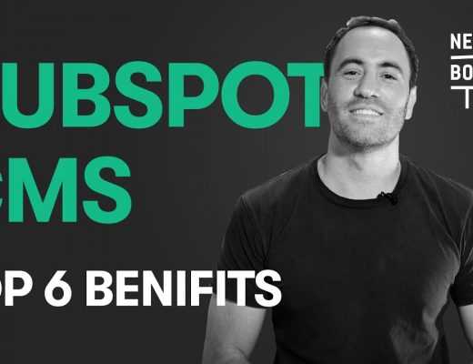 Top 6 Benefits of using a HubSpot CMS