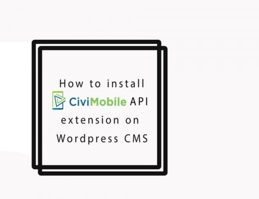 How to install CiviMobile API extension on WordPress CMS