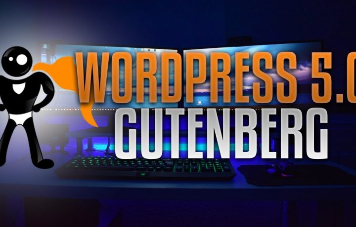 WordPress 5.0 Gutenberg – Major Update – Love It Or Hate It?
