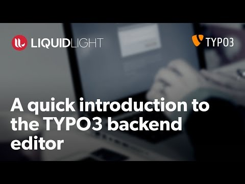 A basic introduction to the TYPO3 content management system (CMS) backend What Is WordPress CMS Platform