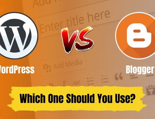 Blogger vs WordPress: Which CMS One Should You Go For in 2020?
