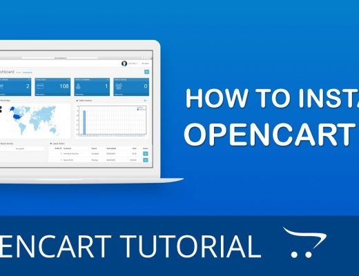 How to Install OpenCart 3.x for Beginners
