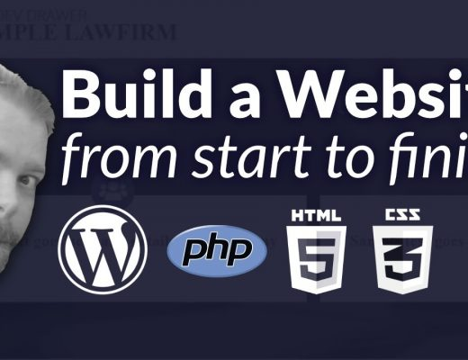 Build a Website from Start to Finish using WordPress [Full Course]