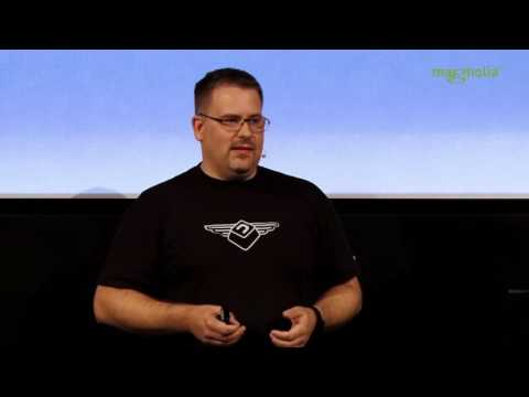 Magnolia Conference 2016 | Atomic Design, Living Style Guides and the Holy Grail What Is WordPress CMS PPT