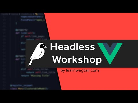 Wagtail Headless CMS Workshop (with Vue.js) How WordPress CMS Works