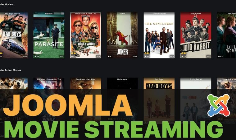 Create Your Own Netflix Website With Joomla [NO CODING] – Part 1