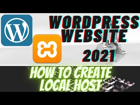 HOW TO CREATE A LOCAL HOST WORDPRESS WEBSITE|BLOG POST SITE How WordPress CMS Works