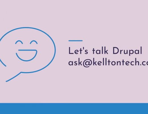 3 Reasons Why Drupal is the Best CMS